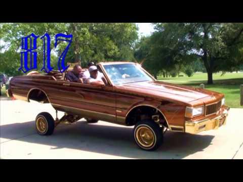 El Gallo De Oro Caprice Lowrider Highclass Car Club Los  Angeles 3 Wheeling