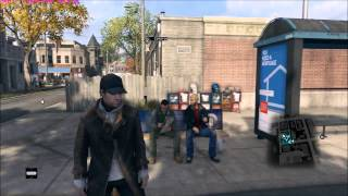 Watch Dogs maxed out on Lenovo Y580 [GTX 660M] / FPS Benchmark / All graphics settings