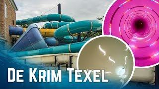 Neuer Wasserpark: De Krim Texel - Alle Rutschen Onride