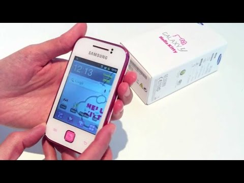 Samsung Galaxy Y Hello Kitty Hard Reset, Format Code solution