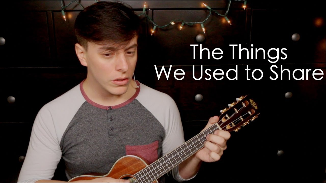The things we used to share original song thomas sanders youtube the things we used to share original song thomas sanders hexwebz Image collections