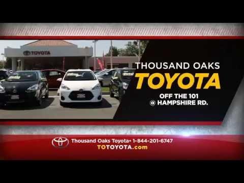 Thousand Oaks Toyota Summer Made Easy Youtube