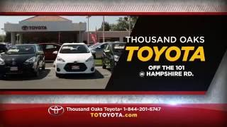 Thousand Oaks Toyota | Summer Made Easy
