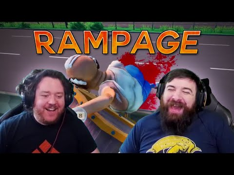 Two old men go on city rampage - JUST DIE ALREADY! #ad  