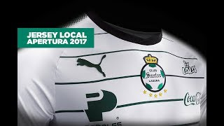 embeded bvideo Jersey Local - Apertura 2017