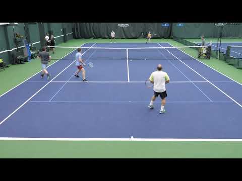 Cardio Tennis Games: Burn