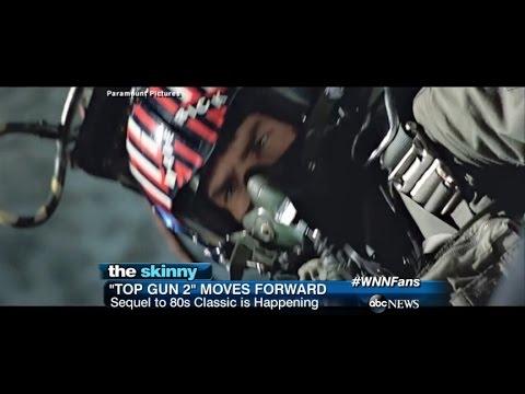 """""""Top Gun 2"""" Moves Forward"""