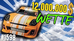 Die 12,000,000$ WETTE - CASINO WALLRIDE | GTA 5 Online
