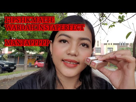 lipstik-wardah-instaperfect-mattetitude-no.02-&-no.04-review-&-swatches