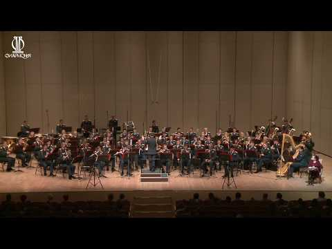 Old waltzes - Concert of Central Military band of Russia