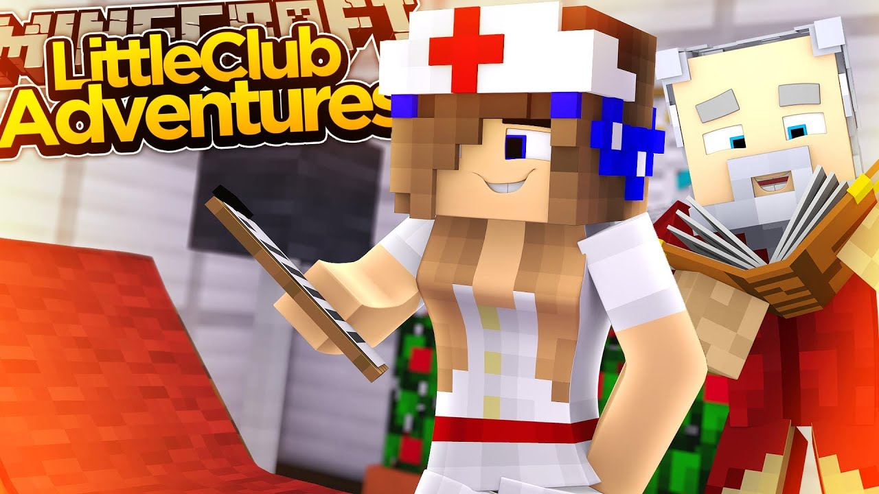 Minecraft little club adventures little carly performs - The little club ...