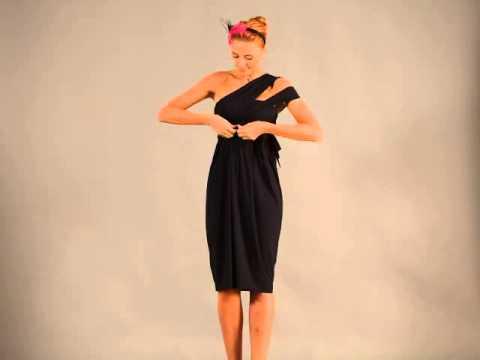 Пляжное платье трансформер Scarlett WQ051407 LG