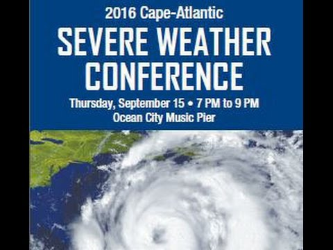 Press Severe Weather Conference