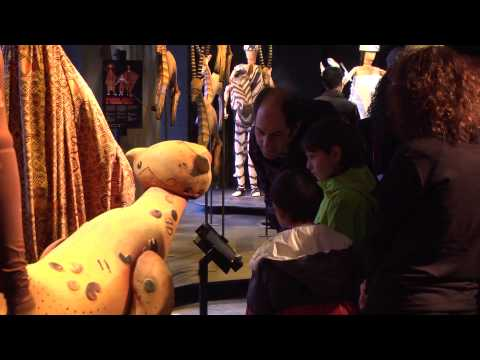 Inside THE LION KING: A FREE Anniversary Exhibit in NYC