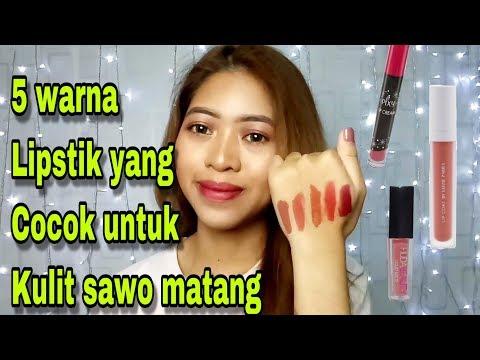 5-warna-lipstik-untuk-kulit-sawo-matang,-bisa-ombre-sesuka-hati.