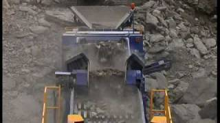 Video still for Extec Fintec 640 Wide Cut Aggregate