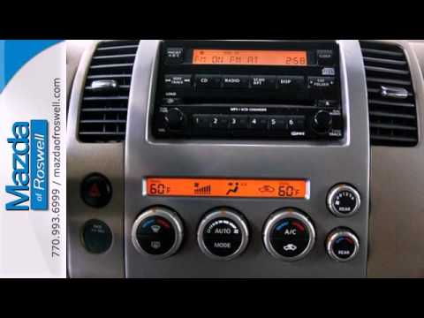 2006 Nissan Pathfinder Roswell Dunwoody, GA #3344PA - SOLD