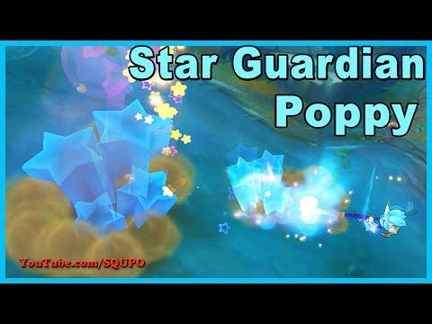 Star Guardian Poppy - New Skin (League of Legends)