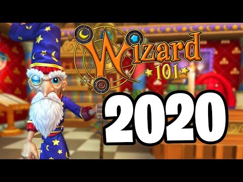 Wizard101 In 2020...
