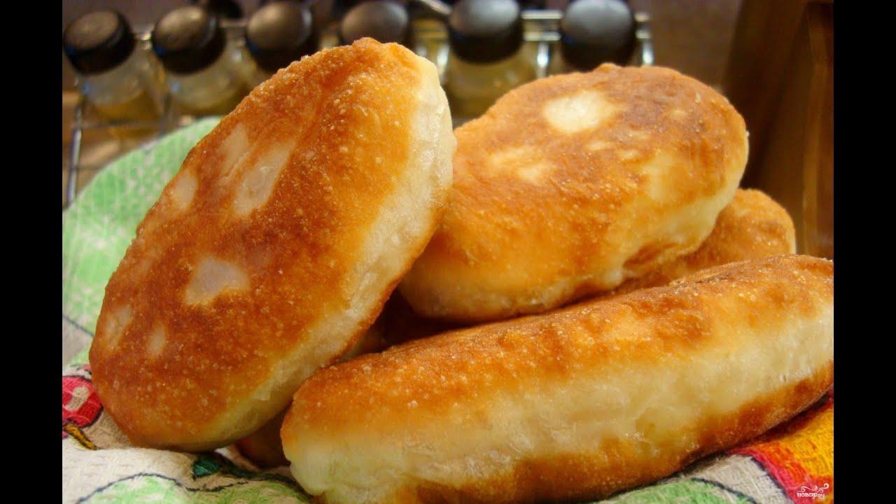 Рецепты теста на пирожки с пошаговом фото