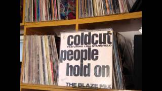 Coldcut featuring Lisa Stansfield - People Hold On (New Jersey Jazz Mix)