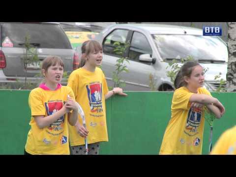 ВТВ - Фестиваль флорбола во Всеволожске набирает обороты
