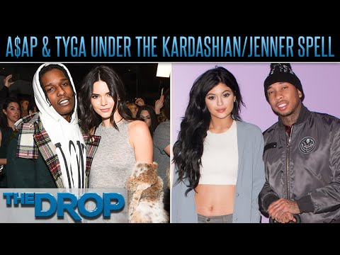 Uh-Oh! A$AP Rocky Joins Kardashian/Jenner Cult – The Drop Presented by ADD