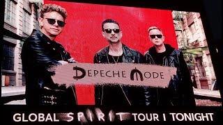 Depeche Mode full concert - Global Spirit Tour - Live - Honda Center - Anaheim CA - May 22, 2018