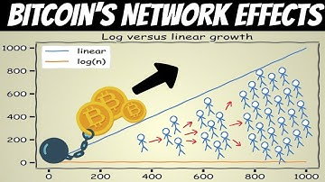 Bitcoin's Economic Moat: The Truth Behind Network Effects (BTC)