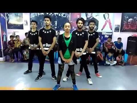 Urban Hip Hop Mere Dholna  #Classical dance #india #culture By D4 Dance Academy
