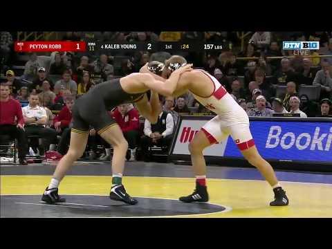 big ten wrestling 2020