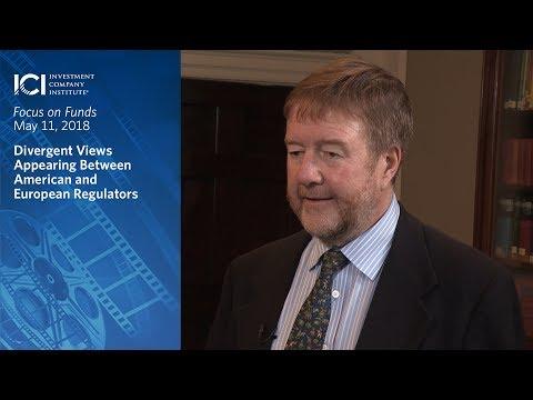 Focus on Funds: Divergent Views Appearing Between American and European Regulators