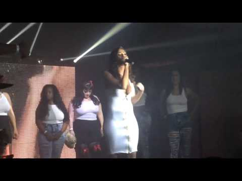 Filming Love and Hip Hop NY Erica Mena