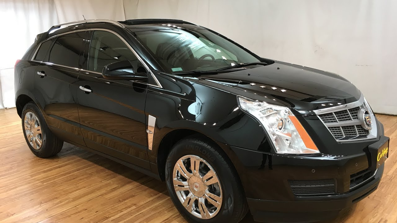2010 Cadillac Srx Luxury Collection Awd Navigation