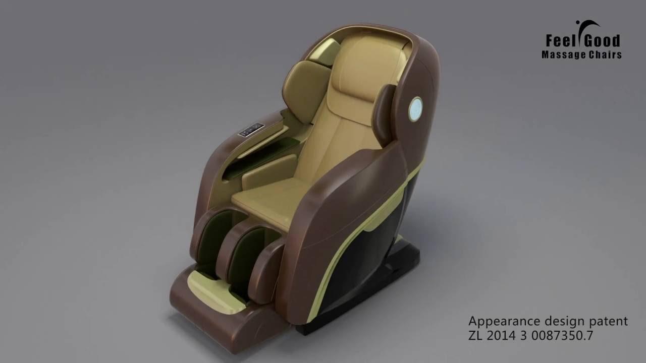 Imperial 4D Massage Chair. Feel Good Massage Chairs