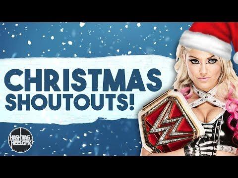 🎅 Christmas Shoutouts from HashTagHeelGFX! ᴴᴰ