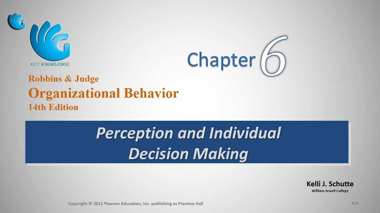 importance of perception in organisation behaviour Importance of organizational behavior in any  importance of organisational behaviour  mars is the acronym for motivation ability role-perception.