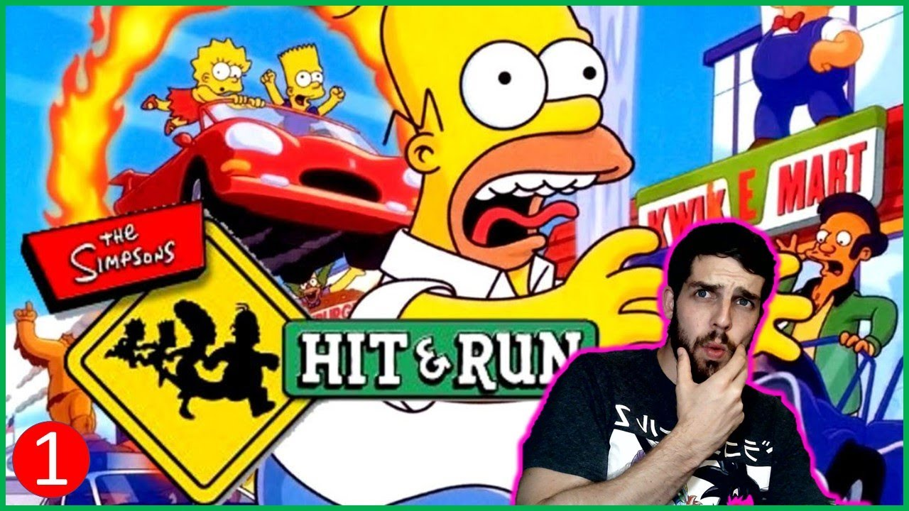 👱 ¡Jafedi Let's play! The Simpsons: Hit & Run (PC) - Gameplay Español completo - Parte 1
