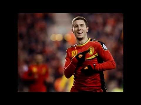 Eden Hazard the chouchou of José Mourinho