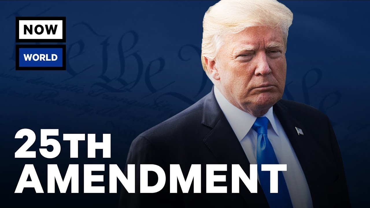 25th amendment
