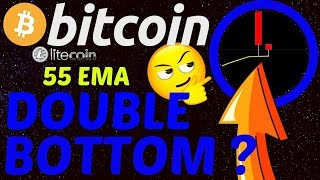 🔥 DID BITCOIN JUST DOUBLE BOTTOM ? 🔥bitcoin litecoin price prediction, analysis, news, trading