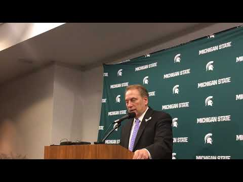 Tom Izzo says he's not retiring, declines to address sexual assault specifics