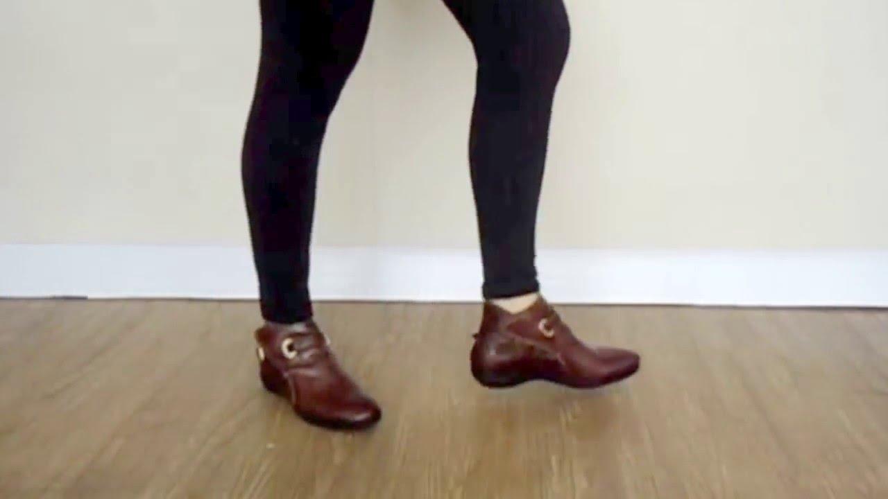 86eb8c73282 bota cano curto marrom perlatto - YouTube