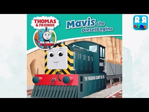 New Story: Mavis The Diesel Engine | Thomas & Friends: Read & Play