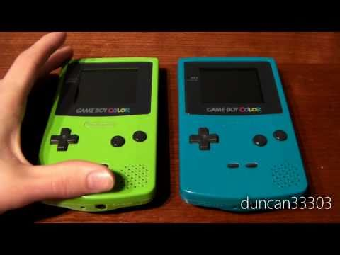 Game Boy Color Review