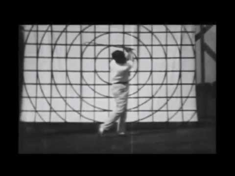 Bobby Jones Golf Swing Compilation