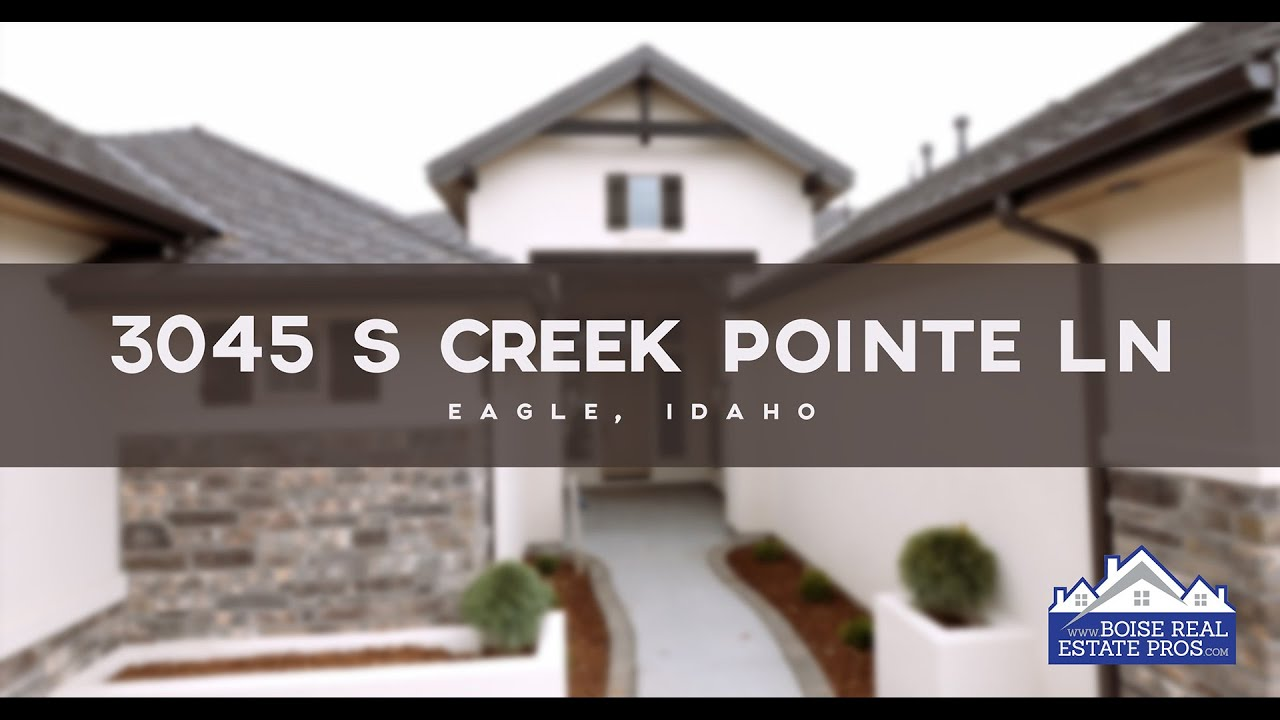 3045 S Creek Pointe Lane Eagle Idaho Lakemoor Boise Real Estate Pros