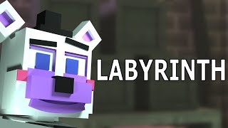 Labyrinth Five Nights At Freddy s 6 Music Video Song By CG5
