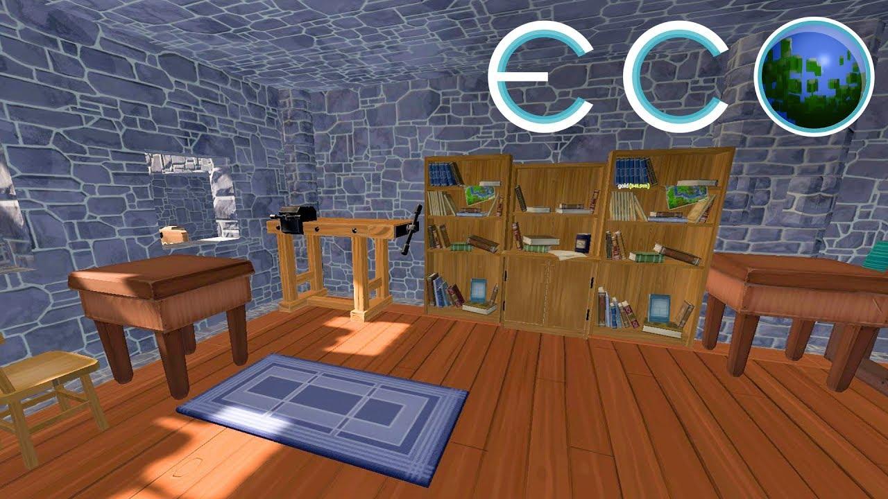 Neues Wohnzimmer & Neue Räume! - ECO Survival - #30 - YouTube