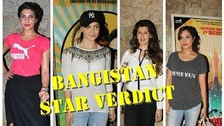 Hindi Movie - Bangistan Review | Bollywood stars Give Thumbs Up | Riteish Deshmukh | Pulkit Samrat